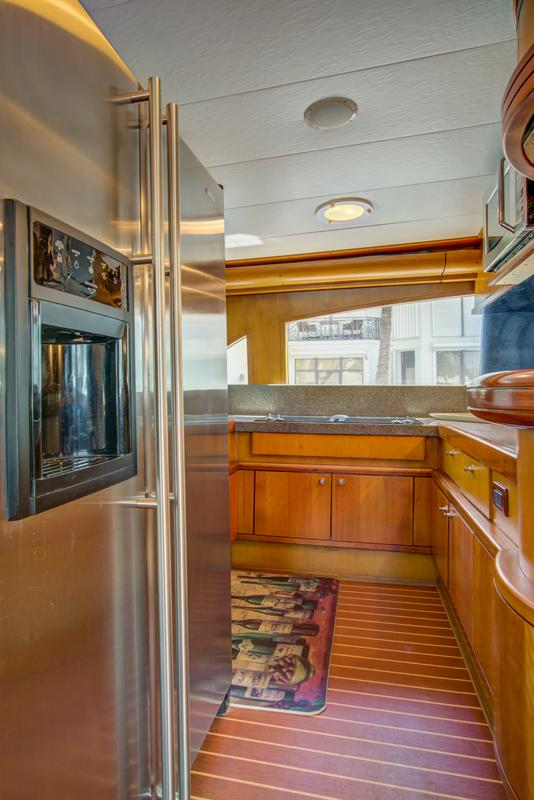 Galley with JennAir Appliances