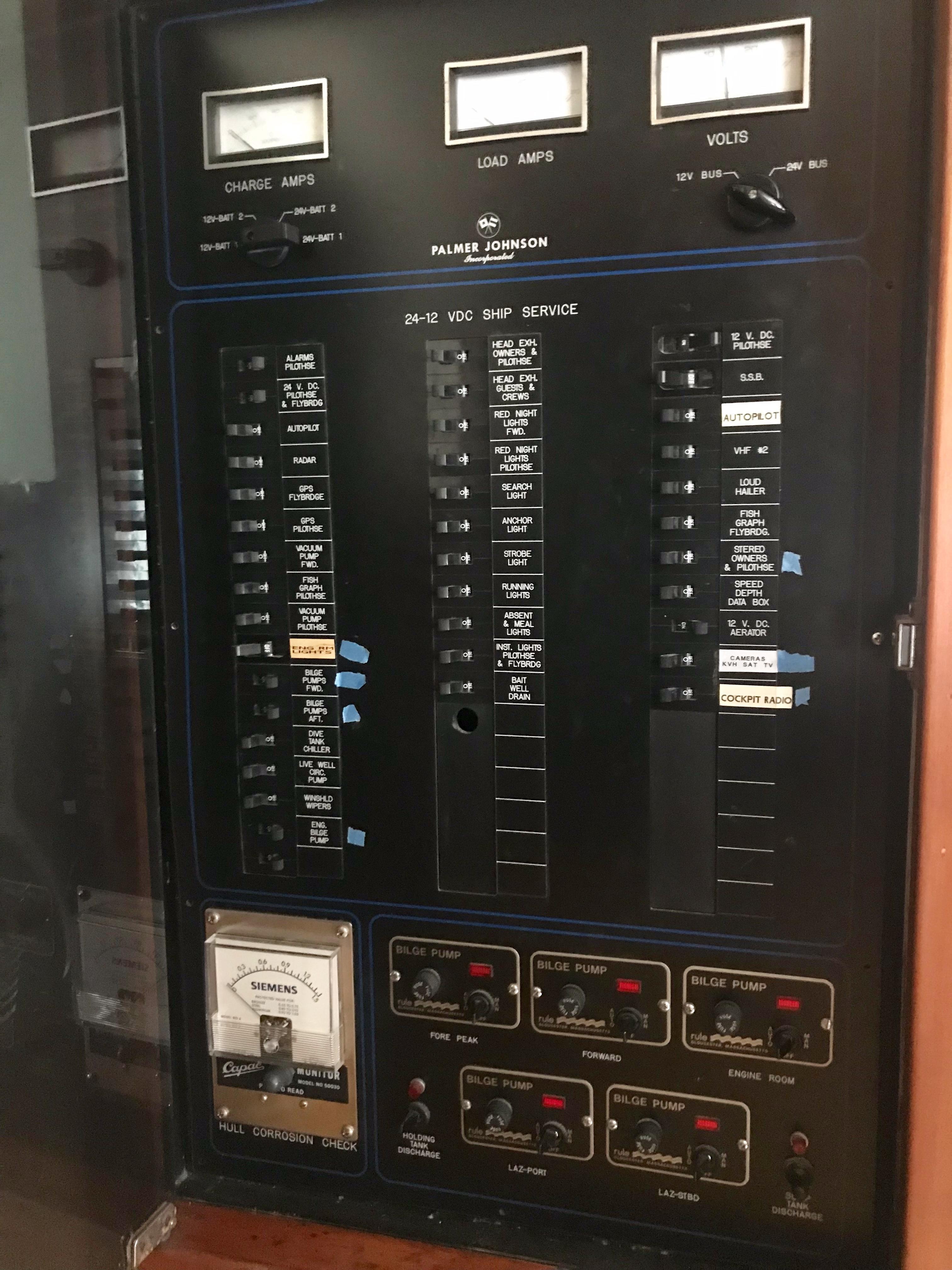 MDP 12/24V Panel