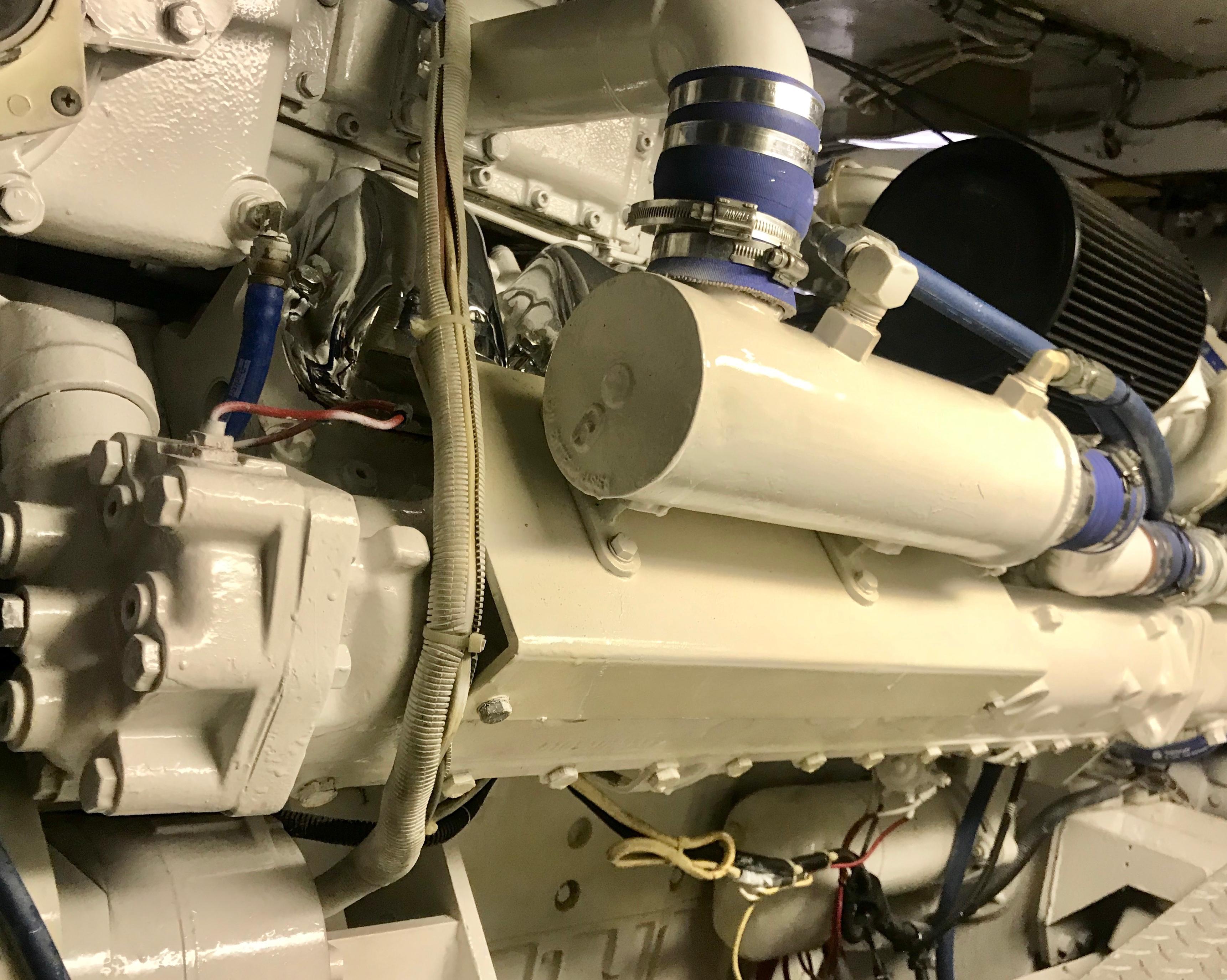Port Engine (outboard side)