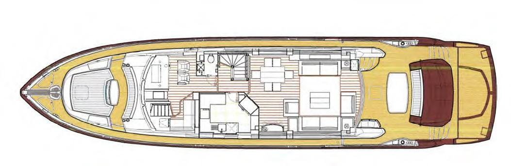 Main Deck Layout