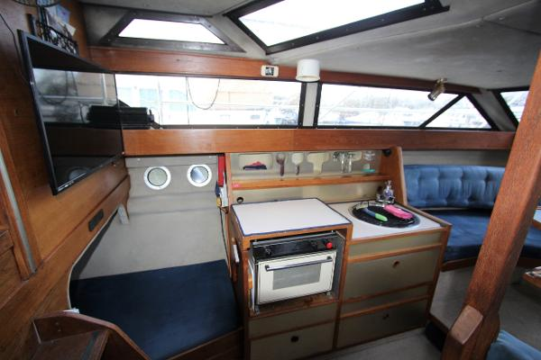 1984 Scand 32 Atlantic