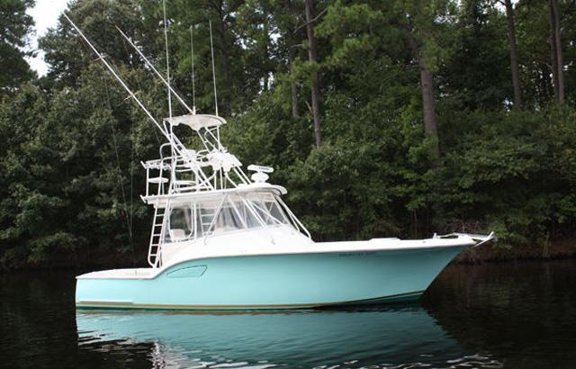 2005 Seaview 36 Custom Carolina Express Fish