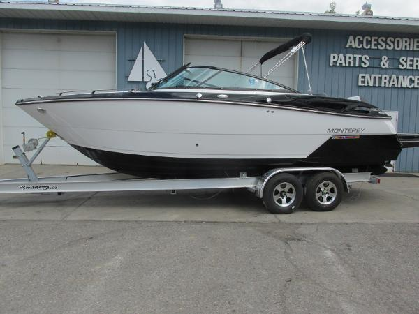 2018 MONTEREY 258 SS for sale