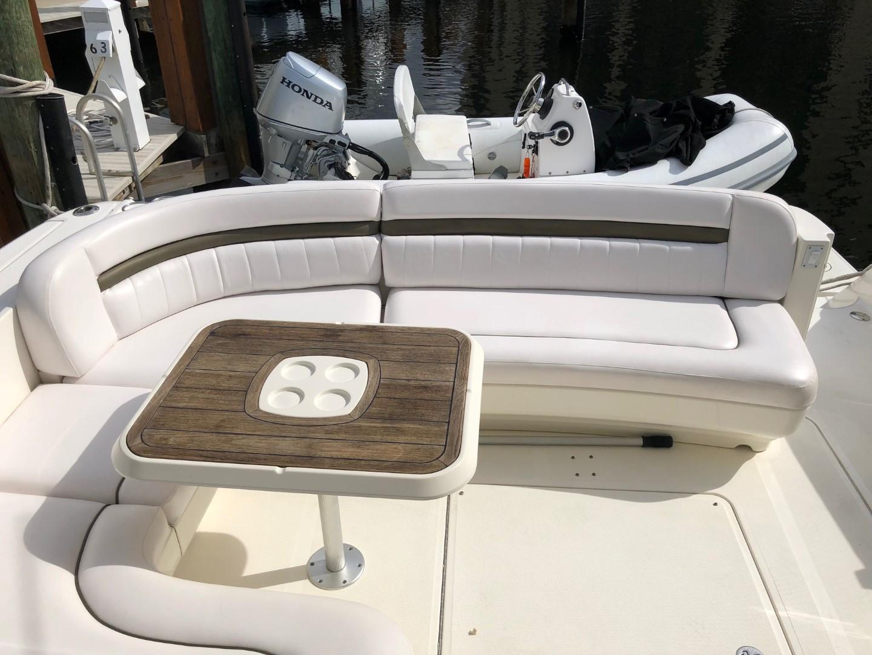 Cockpit - Aft Seating