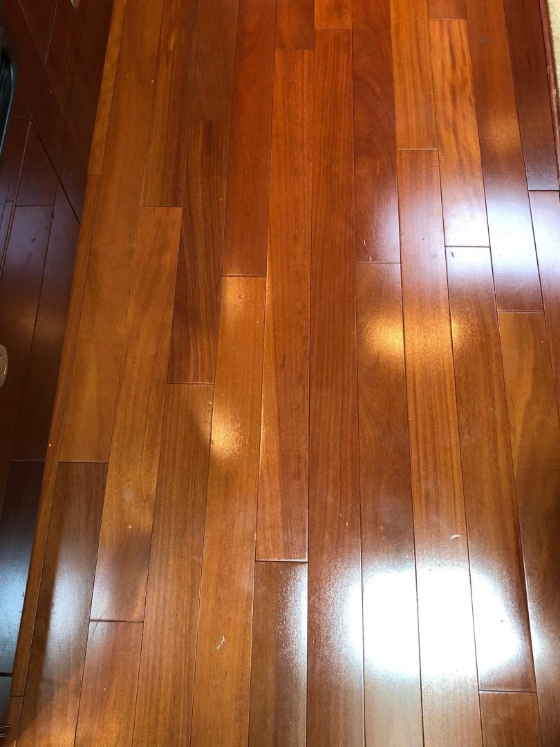 Galley - HardWood Floors