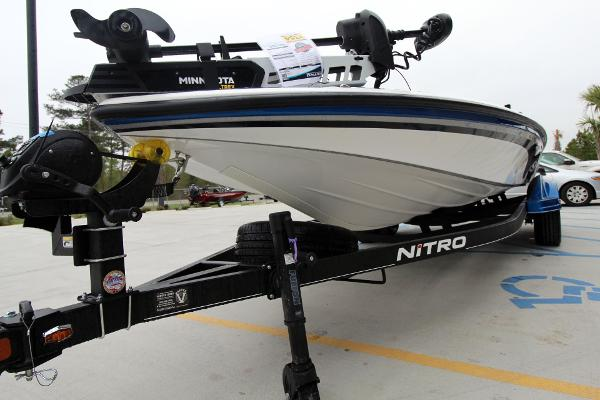 2020 Nitro boat for sale, model of the boat is Z21 Pro & Image # 4 of 51