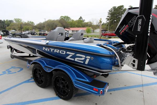 2020 Nitro boat for sale, model of the boat is Z21 Pro & Image # 8 of 51