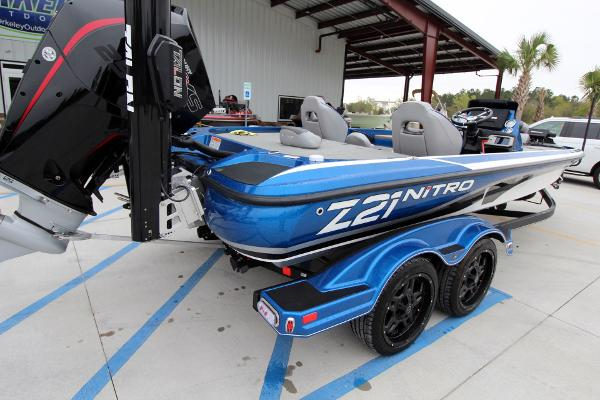 2020 Nitro boat for sale, model of the boat is Z21 Pro & Image # 10 of 51