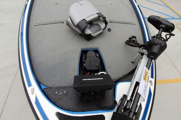 2020 Nitro boat for sale, model of the boat is Z21 Pro & Image # 11 of 51
