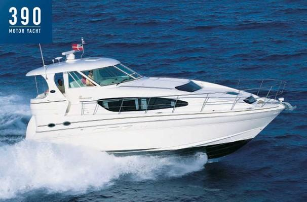 2003 Sea Ray 390 Motor Yacht For Sale