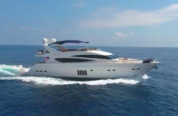 85.07 ft Princess 85 Motor Yacht