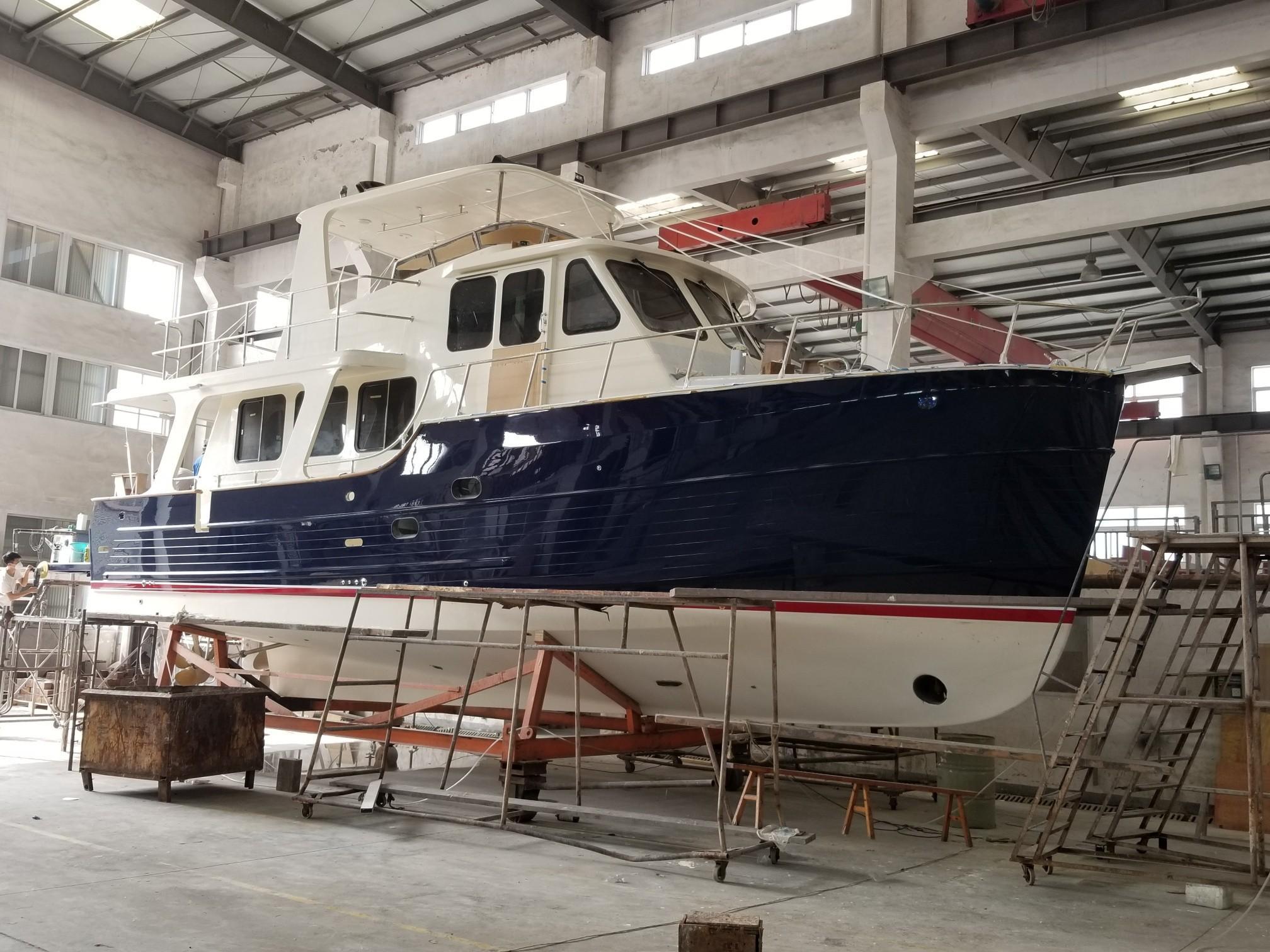 46 Explorer Pilot House Yacht For Sale 46 Explorer Motor
