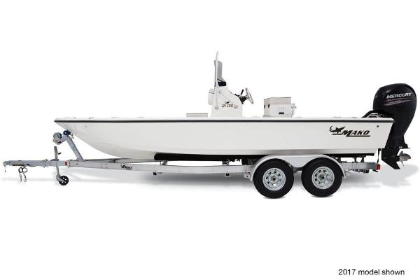 2018 Mako boat for sale, model of the boat is 21 LTS & Image # 5 of 10