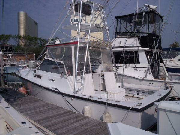 Rampage yanmar diesels Sports Fishing Boats. Listing Number: M-3230694