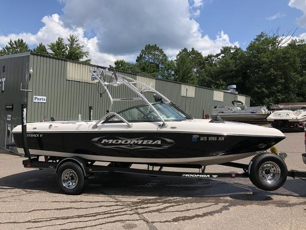 2009 MOOMBA OUTBACK V for sale