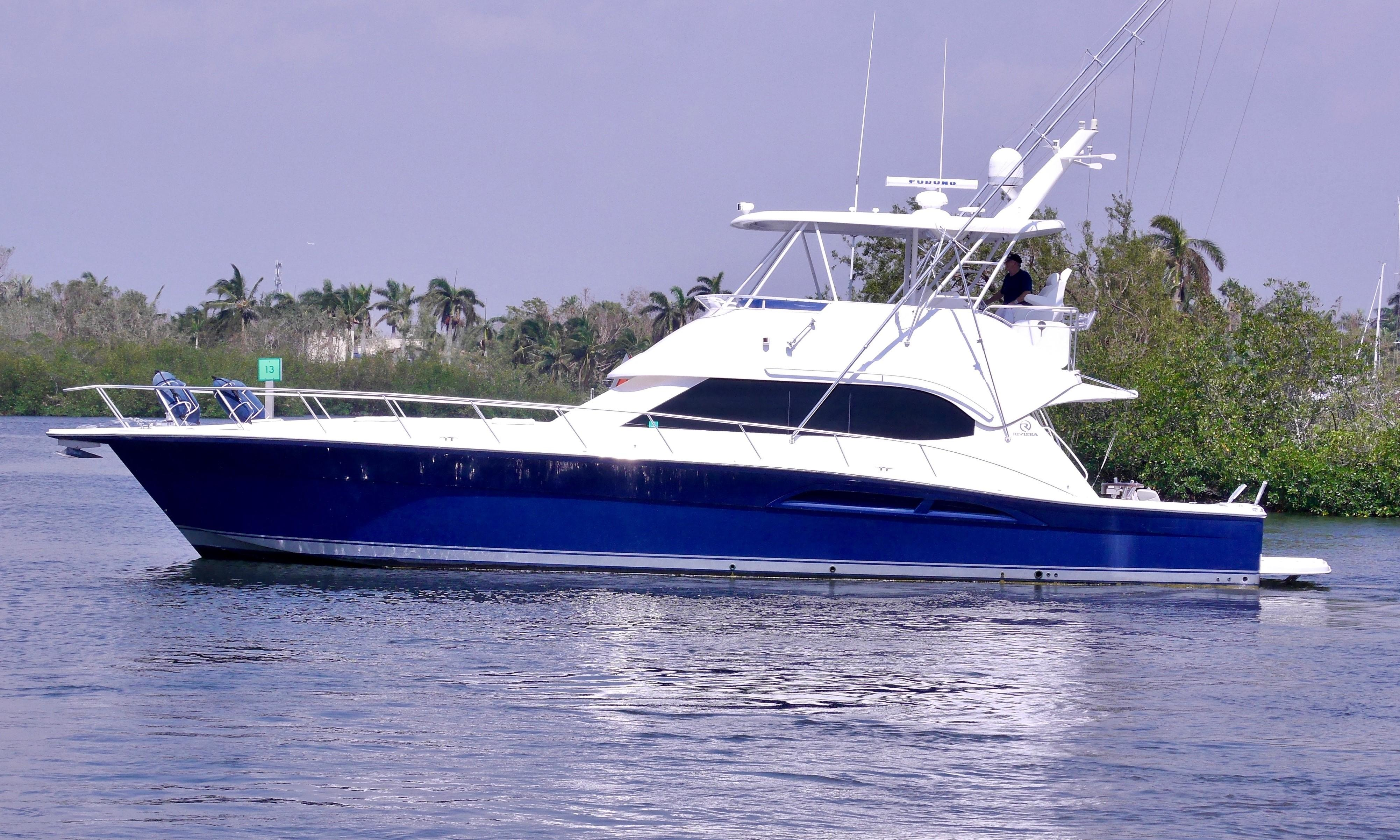 2006 Riviera 51 Flybridge