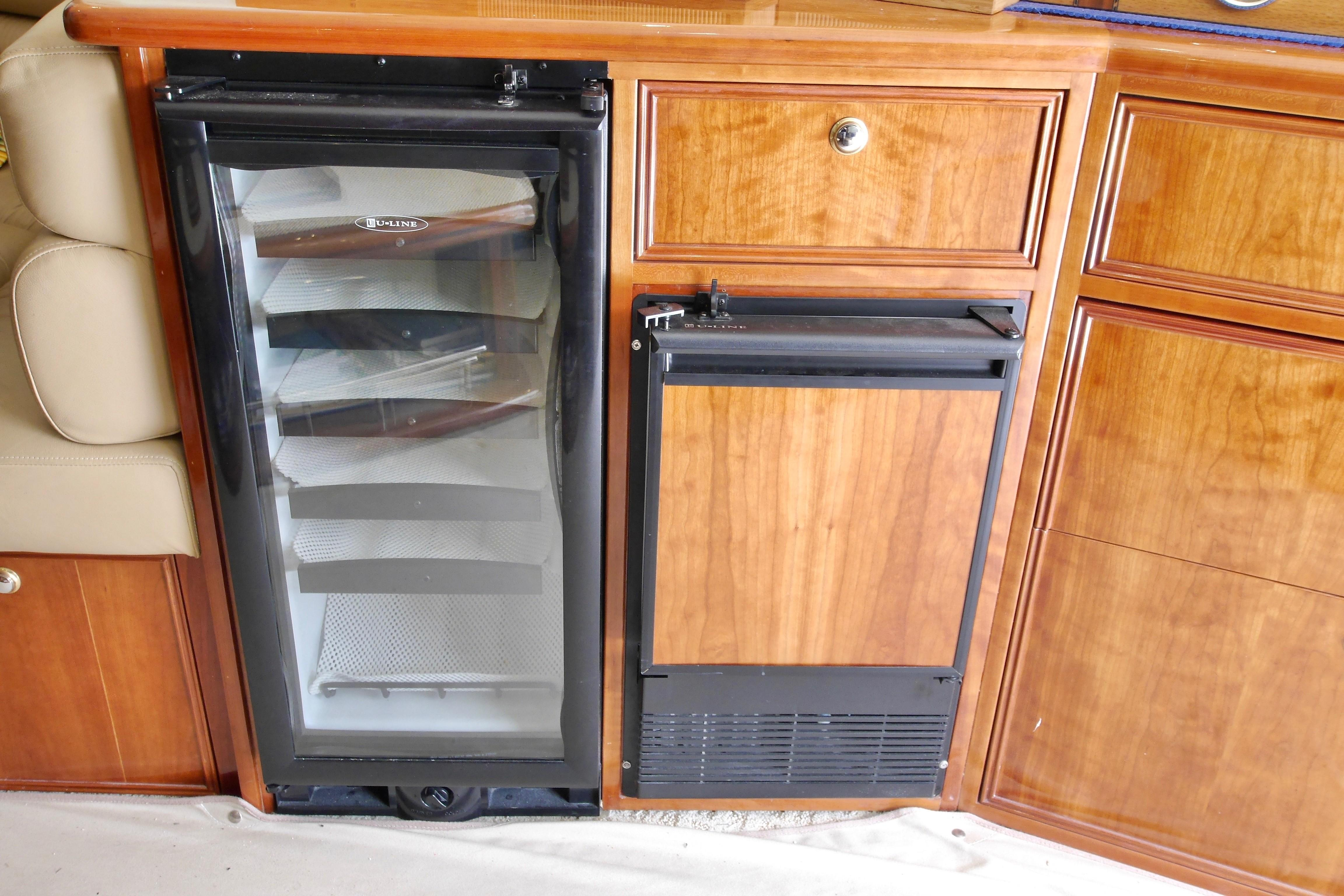 Wine Cooler and Ice Maker