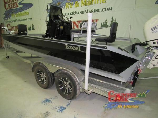 2018 Excel boat for sale, model of the boat is 220 & Image # 2 of 18
