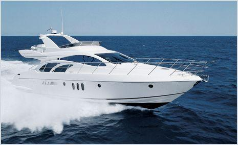 Manufacturer Provided Image: Azimut 55