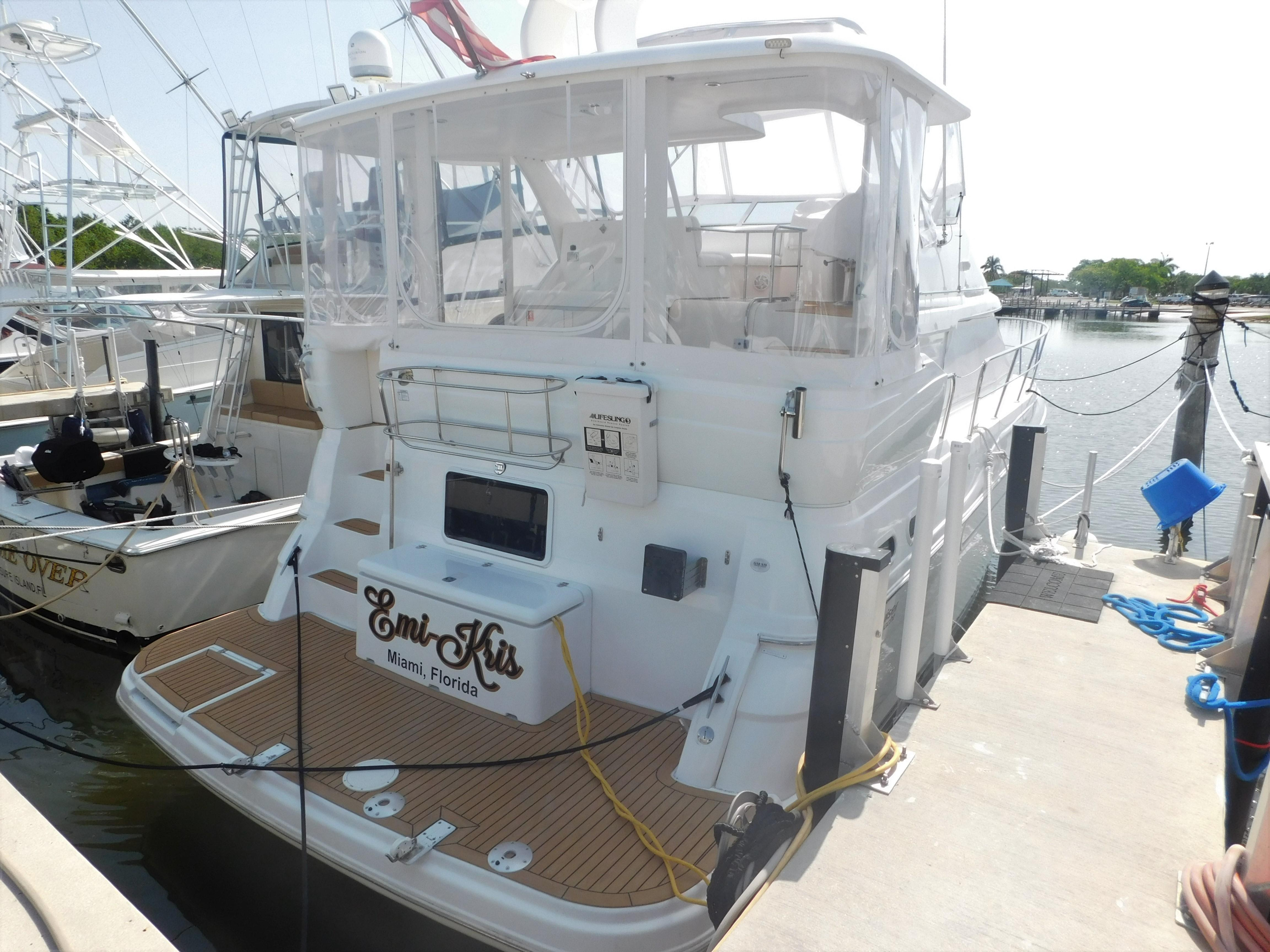 cruisers Yachts for Sale Ranging from 35' to 40' | Galati Yachts