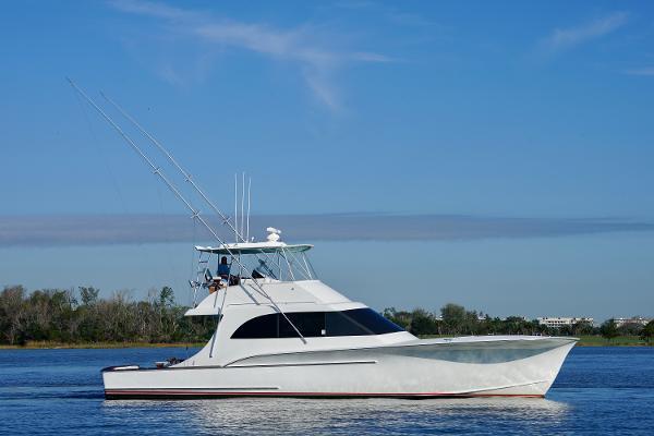 2000 54' Jarrett Bay Custom Carolina