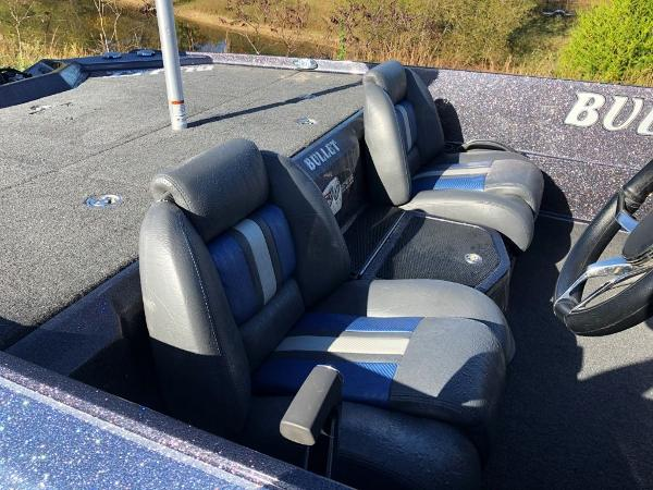 2020 Bullet boat for sale, model of the boat is 21XRS & Image # 16 of 26