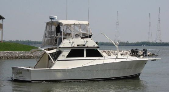 Viking Yachts 41 Convertible Boats. Listing Number: M-3686018
