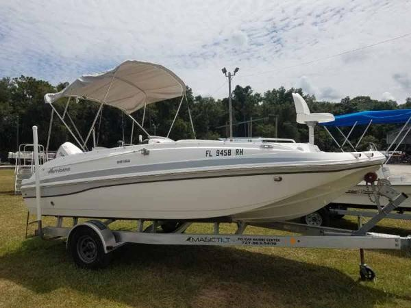 2017 Hurricane boat for sale, model of the boat is 188 & Image # 12 of 12