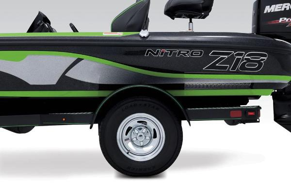 2018 Nitro boat for sale, model of the boat is Z18 & Image # 42 of 47