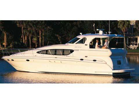 Sea Ray 480 Motor Yacht - Manufacturer Provided Image