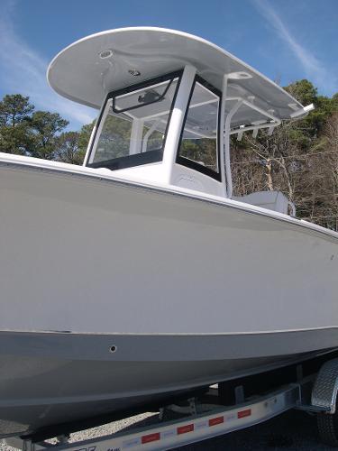 Gamefish 27 Forward Seat Photo 4