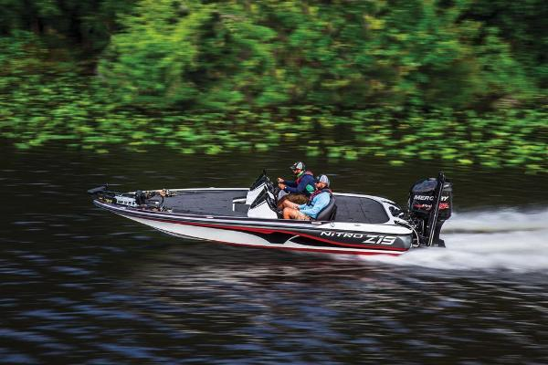2018 Nitro boat for sale, model of the boat is Z19 & Image # 13 of 30