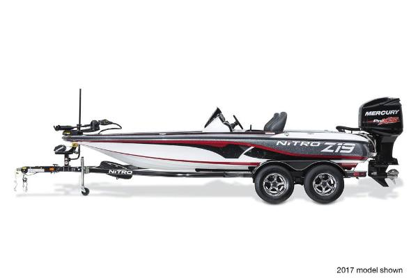 2018 Nitro boat for sale, model of the boat is Z19 & Image # 20 of 30
