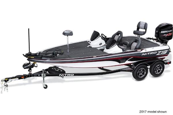 2018 Nitro boat for sale, model of the boat is Z19 & Image # 27 of 30