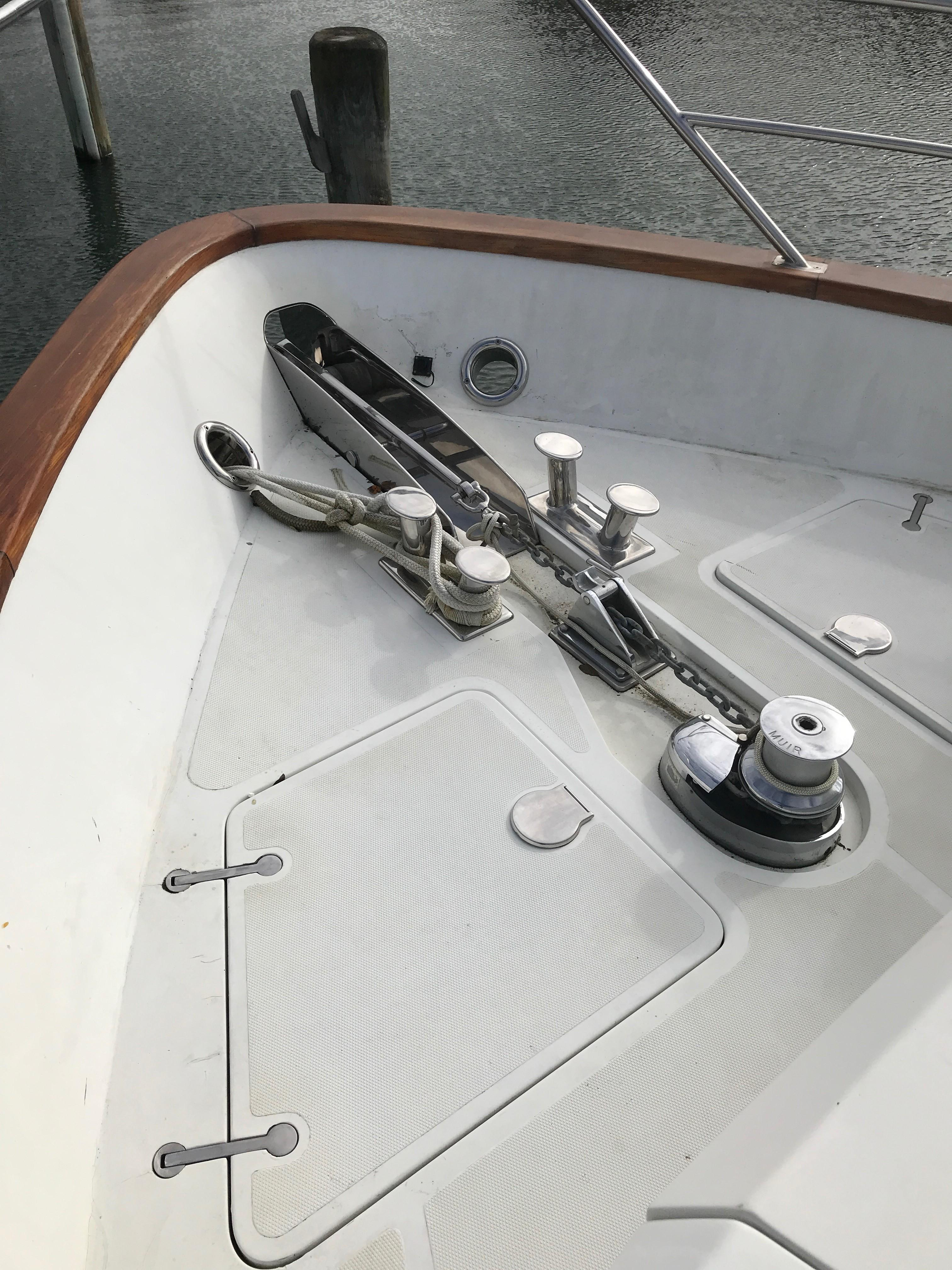 anchor windless