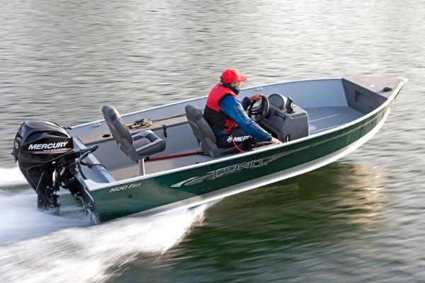 2017 LUND 1400 FURY SS for sale