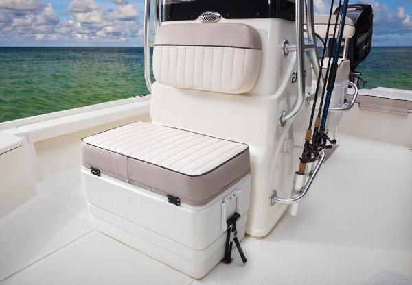 2017 Mako boat for sale, model of the boat is 21 LTS & Image # 33 of 72