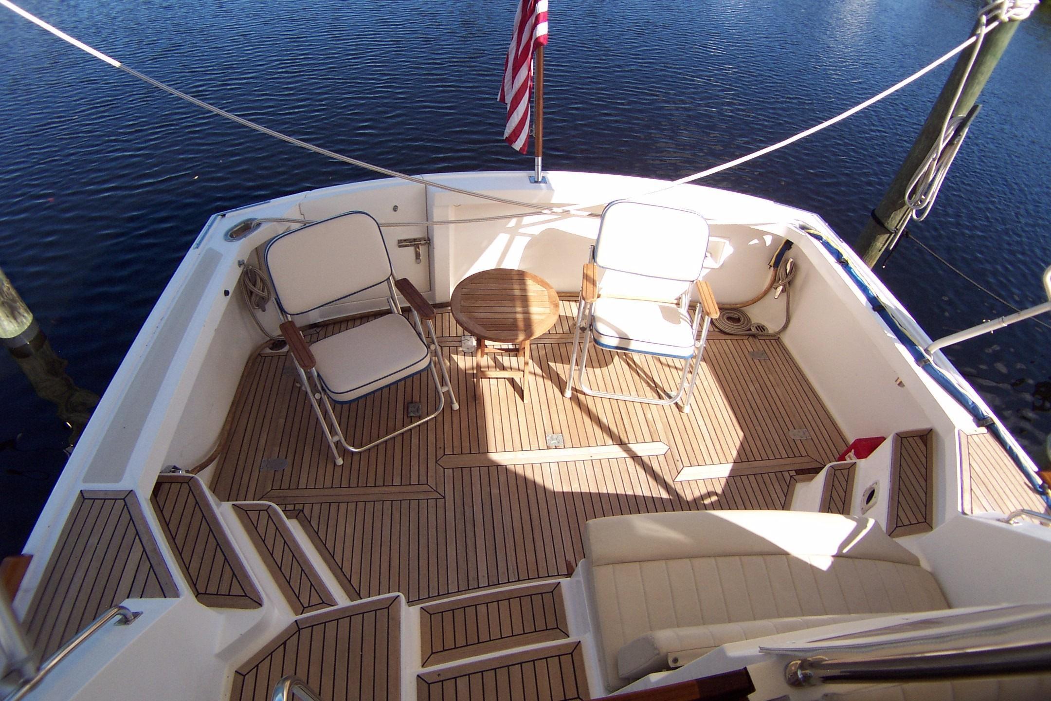 2002 Grand Banks Eastbay 43 Hx Yacht For Sale In Stuart Fl Brilliant
