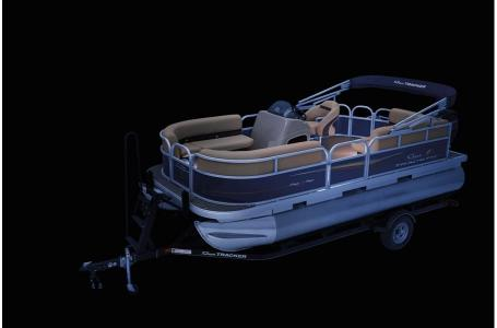 2020 Sun Tracker boat for sale, model of the boat is Party Barge 18 DLX & Image # 31 of 37