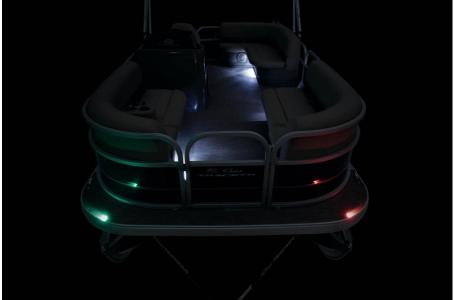 2020 Sun Tracker boat for sale, model of the boat is Party Barge 18 DLX & Image # 33 of 37