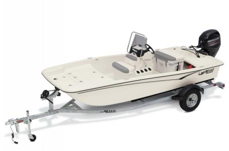 2020 Mako boat for sale, model of the boat is Pro Skiff 15 CC & Image # 2 of 38