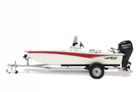 2020 Mako boat for sale, model of the boat is Pro Skiff 15 CC & Image # 27 of 38
