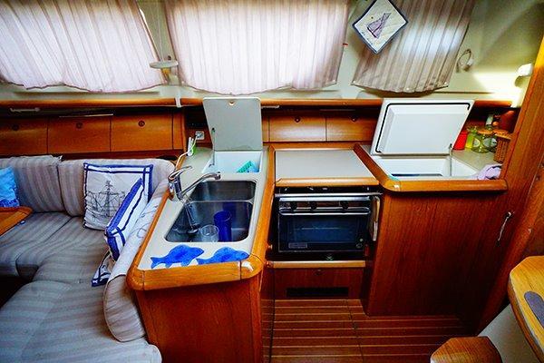 Jeanneau Sun Odyssey 40 Ds Boat For Sale