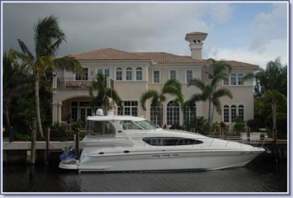 2003 48' Sea Ray 480 Motor Yacht