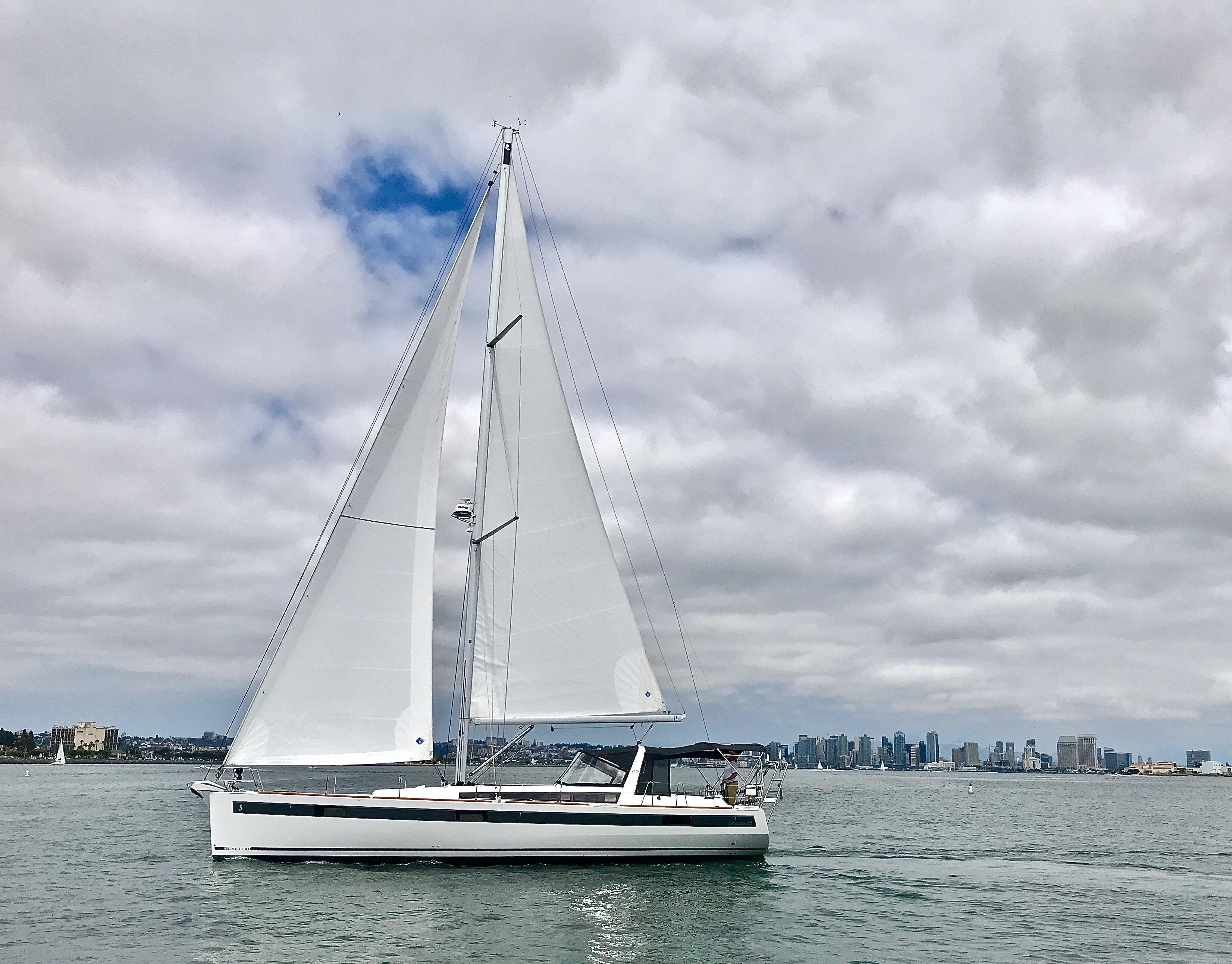 48 Beneteau Our Baby 2017 San Diego Denison Yacht Sales