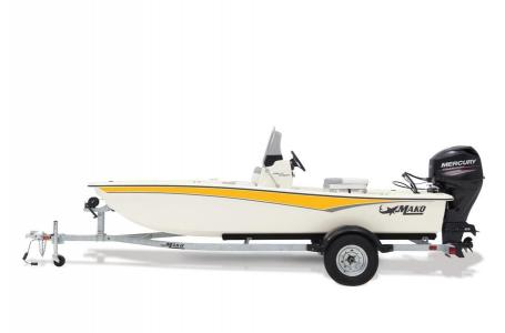 2020 Mako boat for sale, model of the boat is Pro Skiff 15 CC & Image # 3 of 38
