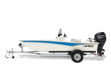 2020 Mako boat for sale, model of the boat is Pro Skiff 15 CC & Image # 44 of 46