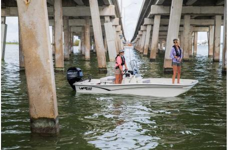 2020 Mako boat for sale, model of the boat is Pro Skiff 15 CC & Image # 6 of 38