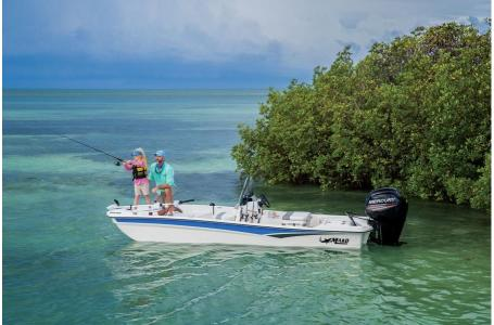 2020 Mako boat for sale, model of the boat is Pro Skiff 17 CC & Image # 17 of 35