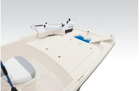 2020 Mako boat for sale, model of the boat is Pro Skiff 17 CC & Image # 23 of 35